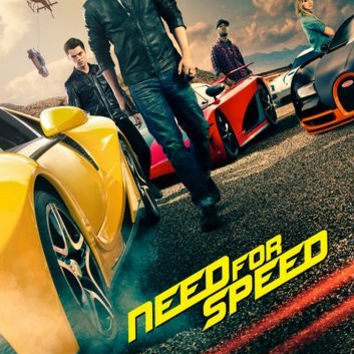 Need For Speed Poster 11Inx17In Mini Poster