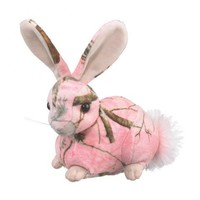 CamoWild™ Plush Rabbit - AP Pink