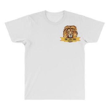 Lion King All Over Men's T-shirt