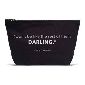 Pouch- Don't Be Like The Rest Darling