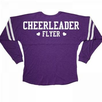 Cheerleader Flyer Cheer Girl Squad