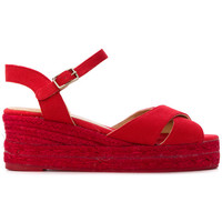 Castañer Espadrille Wedge Sandals - Farfetch