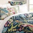 RITA WHOLECLOTH REVERSIBLE QUILT & SHAM