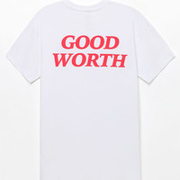Good Worth Logo T-Shirt at PacSun.com