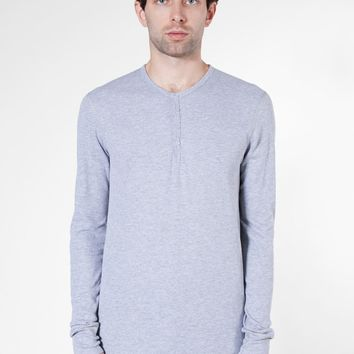 t457 - Baby Thermal Long Sleeve Henley