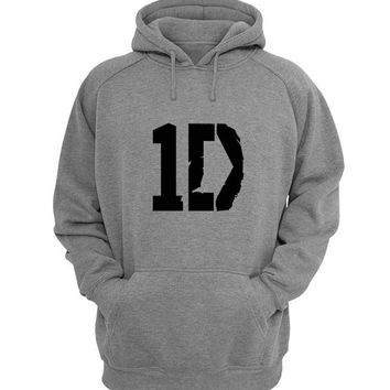 one direction Hoodie Sweatshirt Sweater Shirt Gray for Unisex size with variant colour