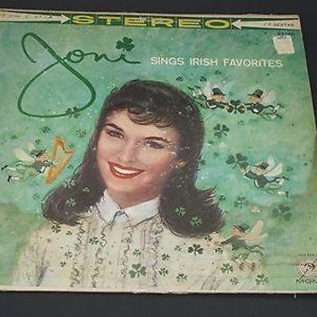 Joni James sings irish favorites  mgm Danny boy, galway bay