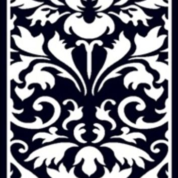 Black and White Print Rug - college dorm room decorations dorm room supplies dorm room rugs cool dorm room stuff dorm room items