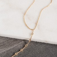 Hollywood Glam Necklace - Gold