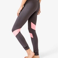 Colorblocked Run Leggings