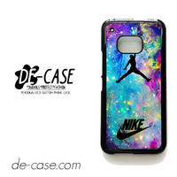 Nike Air Jordan Nebula For HTC One M9 Case Phone Case Gift Present