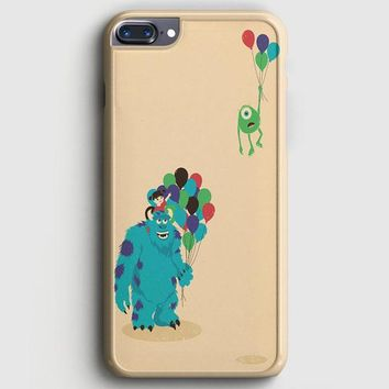 Monster Inc Baloon iPhone 8 Plus Case | casescraft
