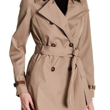 Via Spiga | Double Breasted Trench Coat