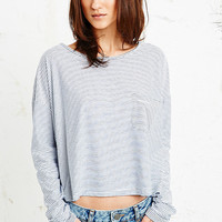 BDG Slouch Stripe Top - Urban Outfitters