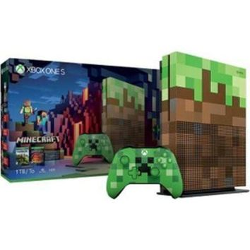 MDIGMS9 Xbox One S Minecraft 1tb
