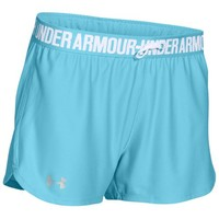 Under Armour HG Play Up Shorts - Women's at Champs Sports