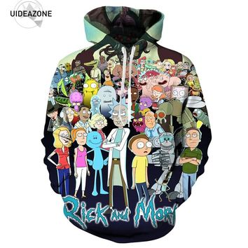 Rick and Morty The Krew