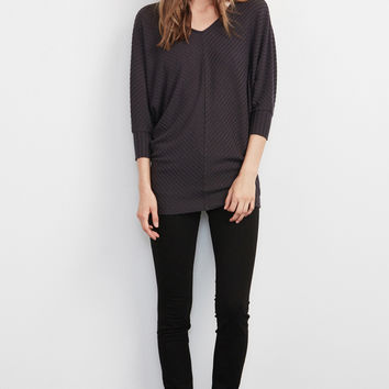 MANALIA RIBBED TUNIC