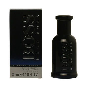 Hugo Boss-boss - BOSS BOTTLED NIGHT edt vaporizador 30 ml