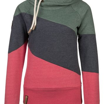 Naketano BRONSON RELOADED II - Hoodie - multicoloured - Zalando.co.uk