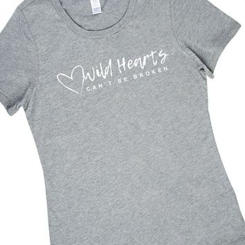 Wild Hearts Can't Be Broken Graphic T-Shirt