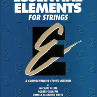 Essential Elements for Strings: Cello, Book Two : A Comprehensive String Method
