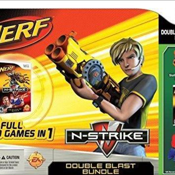 Wii Nerf N-Strike - Game Only