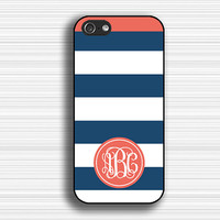 monogram IPhone 5s case,blue Iphone 5 case ,white Iphone 4 case,elegant Iphone 5c case,Rubber Case, iphone 4/4s case