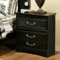 Granada 2 Drawer Nightstand