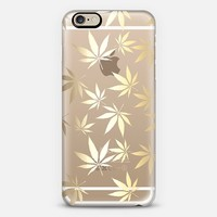 Golden Mary Jane iPhone 6 case by Perrin Le Feuvre | Casetify