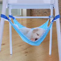 Pet Cat Kitten Hanging Bed Small Pets Rat Rabbit Ferret Chinchilla Hammock Cats Cage Hanging Bed Cover Bag Swing
