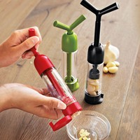 Chef'n® Garlic Machine™ Garlic Press | Sur La Table