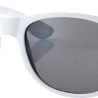 Carve Digger Kids Sunglasses White