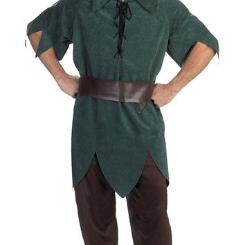 Peter Pan Adult Costume for Halloween 2017