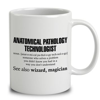 Anatomical Pathology Technologist Someone Who Solves A Problem