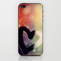 The Reflection of Love iPhone & iPod Skin by Sybille Sterk | Society6