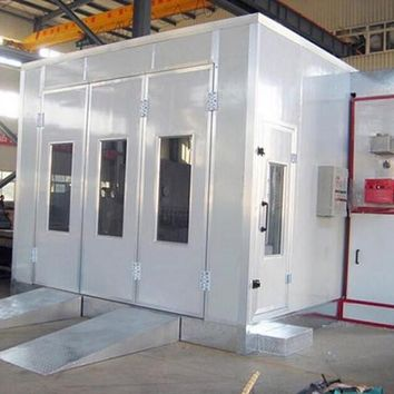 Automotive Paint Booth Vehicles Spray Booth With Good Price