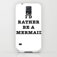 MERMAID iPhone & iPod Case by Trend