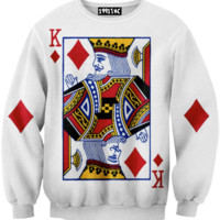 ☮♡ King of Diamonds Sweater ✞☆