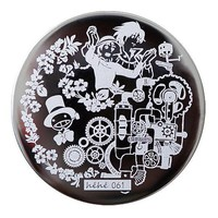 Hehe 061 Stamping Plate