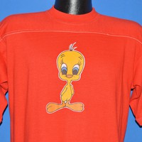 70s Tweety Bird Jersey t-shirt Large
