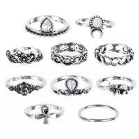Iconic Knuckle Ring Set
