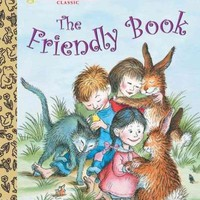 The Friendly Book (Little Golden Books)