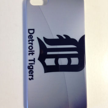 Detroit Tigers hard back phone cover for the Iphone 5/5s