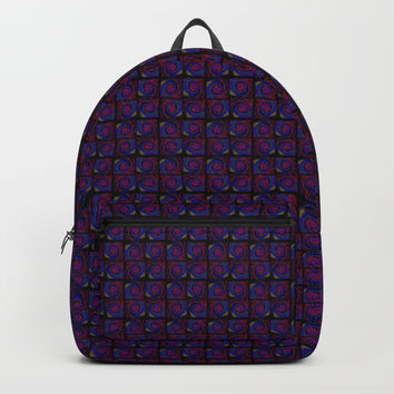 Circular 02 Backpacks by Zia