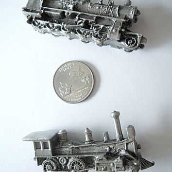 SALE,solid pewter train collectible,train lover,Victorian,history buff,locomotive,office decor,railroad,men women gift,made in N. America