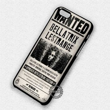Wanted Harry Potter - iPhone 7 6 Plus 5c 5s SE Cases & Covers #Movie #HarryPotter