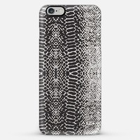 snake iPhone 6 Plus case by Julia Grifol. Surface and textile designer. | Casetify