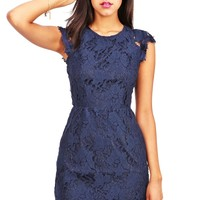 Entice Lace Dress | Lace Dresses at Pinkice.com
