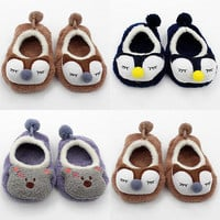 Anti-slip Cartoon Slippers